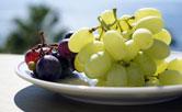 druiven goedkope wijn